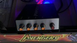 PinWoofer - Stern - Spike-2 - Avengers Infinity Quest Amplifier Settings