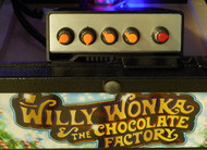 Jersey Jack Pinball - Willy Wonka and the Chocolate Factory Amplifier Settings