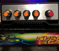 PinWoofer - Stern - Spike-2 - Guardians of the Galaxy Amplifier Settings