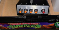 PinWoofer - Stern - Spike-2 - Teenage Mutant Ninja Turtles Amplifier Settings