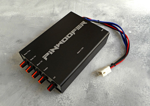 PinWoofer GT 6in 5.25in WPC Super Kit