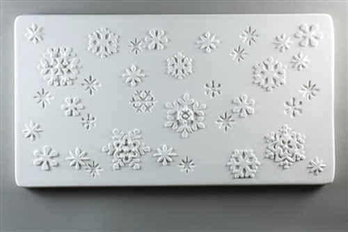 DT27 SNOWFLAKES PATTERN