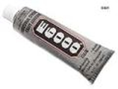 E-6000 CLEAR ADHESIVE 3.7oz.