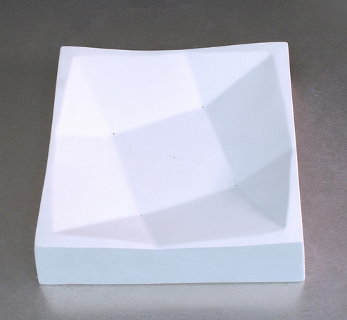 GM111 FOLDED SQUARE SLUMP GLASS MOLD