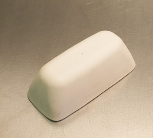 GM148 BUTTER DISH DRAPE GLASS MOLD