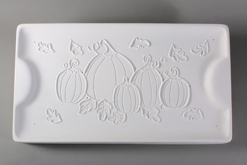 GM168 HARVEST PLATTER GLASS MOLD