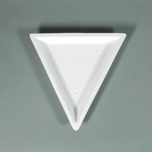 GM175 SMALL TRIANGLE SLUMP GLASS MOLD