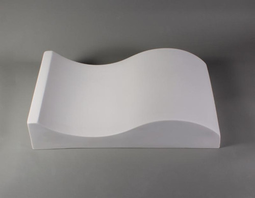 GM191 LARGE S CURVE GLASS MOLD