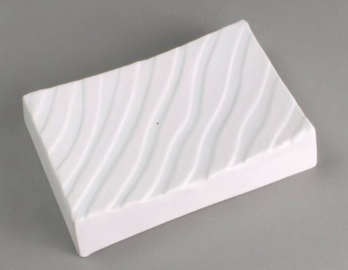 GM222 WAVE SOAP DISH GLASS MOLD