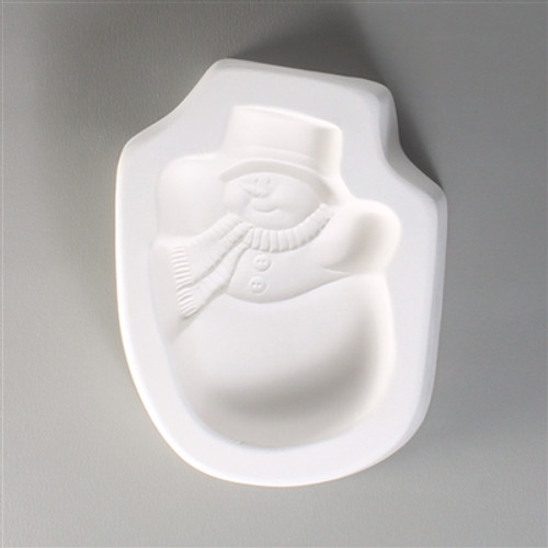 LF05 FROSTY FRIT DAM GLASS MOLD
