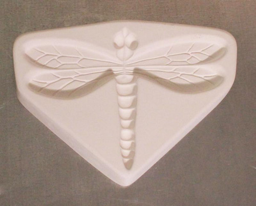 LF111 LARGE DRAGONFLY FRIT CAST DAM MOLD