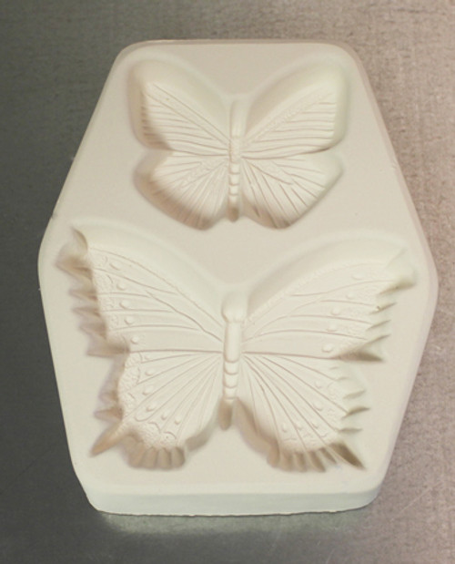 LF114 SMALL BUTTERFLY FRIT DAM MOLD