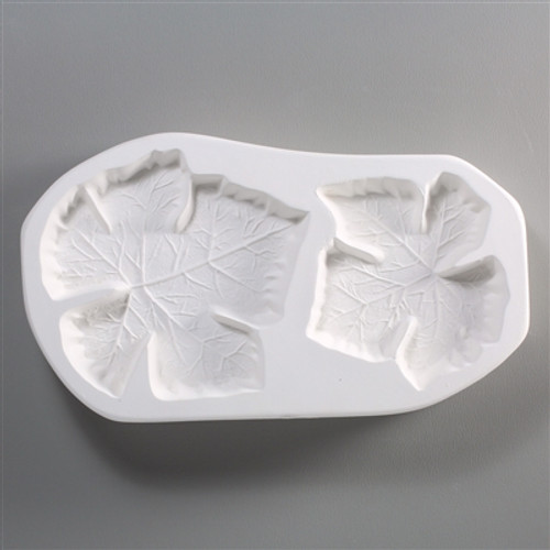 LF116 GRAPE LEAVES FRIT CAST DAM MOLD