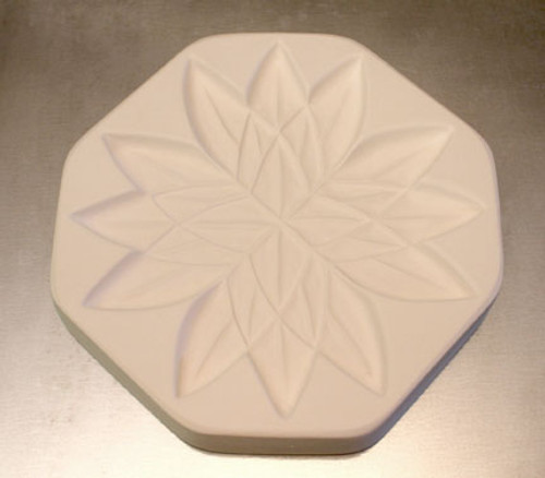 LF122 LOTUS FRIT CAST GLASS MOLD