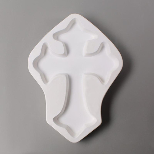 LF157 LARGE CROSS FRIT DAM GLASS MOLD
