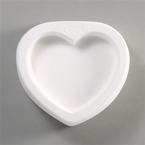 LF29 HEART FRIT DAM GLASS MOLD