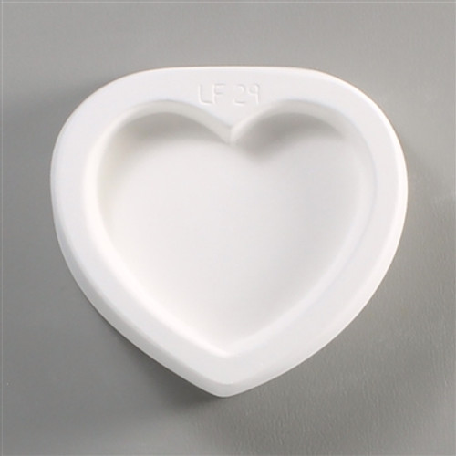 LF29 HEART FRIT DAM GLASS MOLD