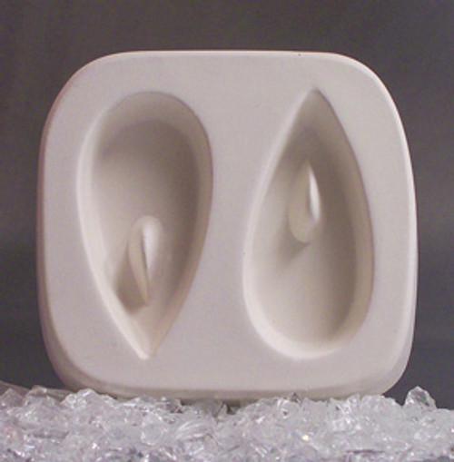 LF69 JEWELRY HOLEY TEARS GLASS MOLD