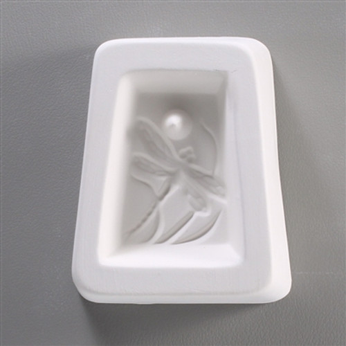 LF93 DRAGONFLY HOLEY CAMEO GLASS MOLD