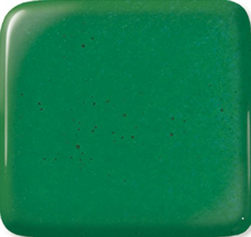 DARK GREEN TRANS 12x12 COE96 FUSIBLE GLASS