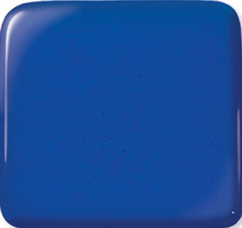 DARK BLUE TRANS 12x12 COE96 FUSIBLE GLASS