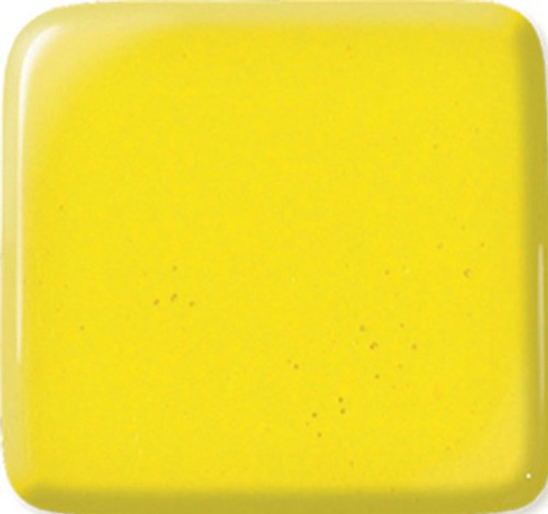 YELLOW  12x12 COE96 FUSIBLE GLASS
