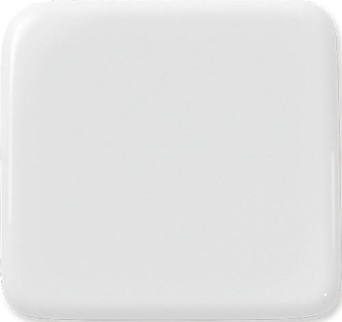 WHITE OPAL  12x12 COE96 FUSIBLE GLASS