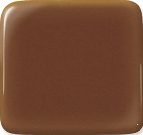 CHESTNUT BROWN OPAL  12x12 COE96 FUSIBLE GLASS