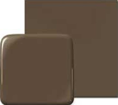 CHOCOLATE OPAL 12x12 COE96 FUSIBLE GLASS