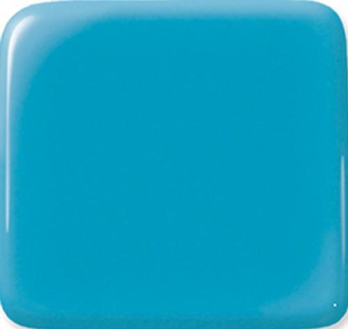 TURQUOISE BLUE OPAL 12x12 COE96 GLASS