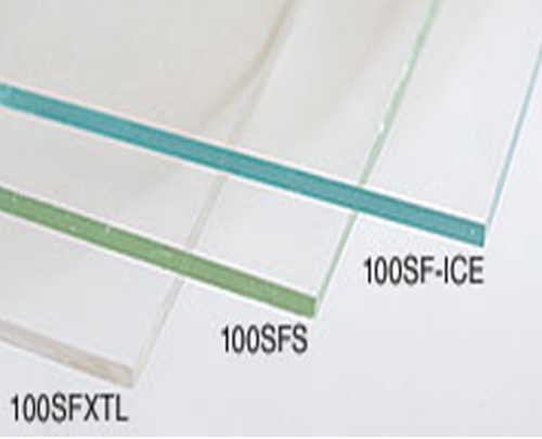 2MM CLEAR ICICLE COE96 FUSIBLE GLASS