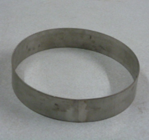 STAINLESS STEEL CASTING RING 10""