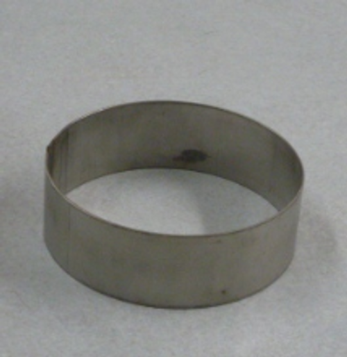 STAINLESS STEEL CASTING RING 6""