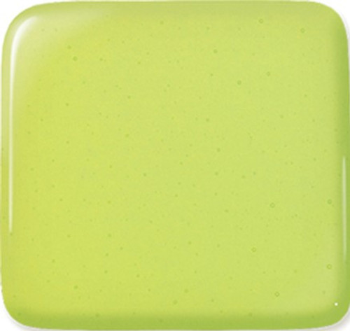 LIME TRANS 12x12 COE96 FUSIBLE GLASS