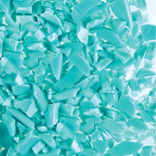 TURQUOISE GREEN FINE FRIT 8.5 oz