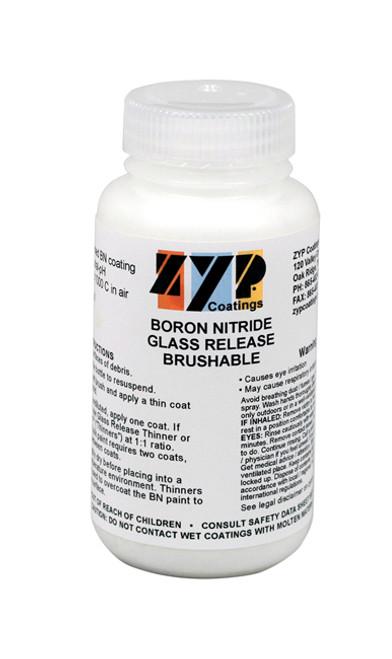 ZYP BRUSHABLE BORON GLASS RELEASE QT
