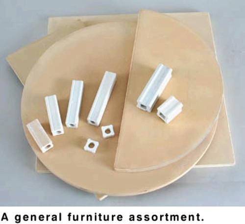 Paragon Kiln Furniture Kit for Fusion 19, CS19, GL18