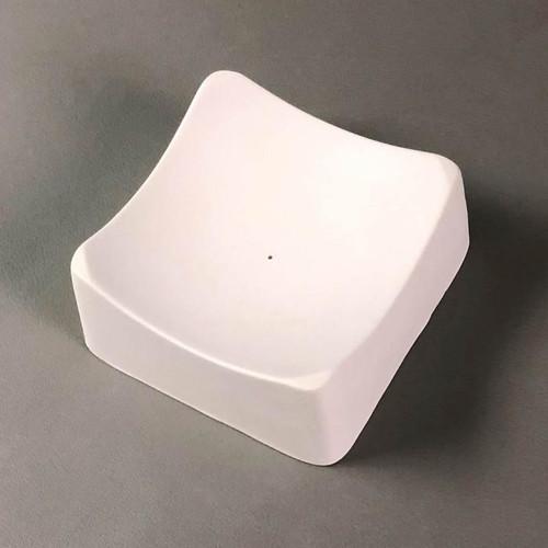 GM241 Small Square Sushi Slump Glass Mold