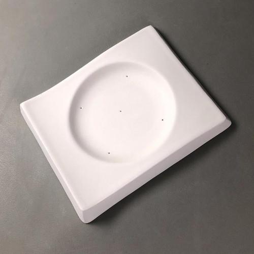 GM245 Canape Dish Slump Glass Mold