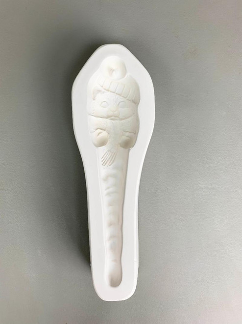 LF192 Cat Icicle Frit Glass Mold