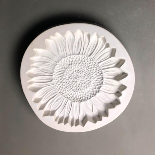 LF198 Sunflower Frit Glass Mold