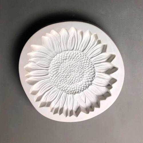 LF198 Sunflower Frit Glass Mold