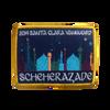 2014 Show Patch Scheherazade