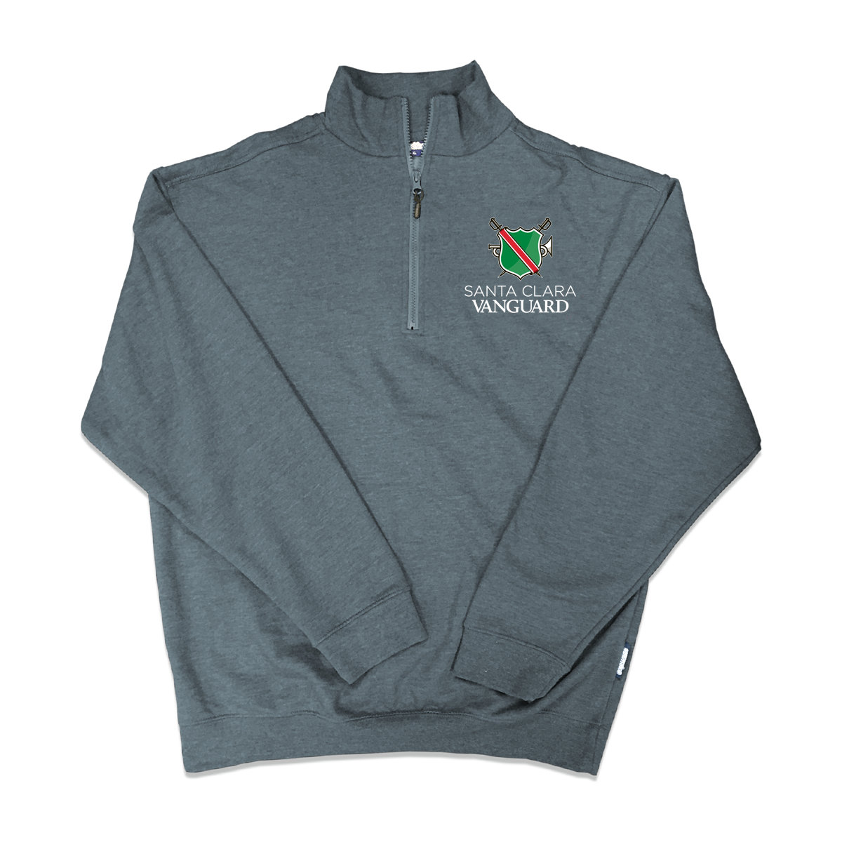 Embroidered Logo 1/4 Zip