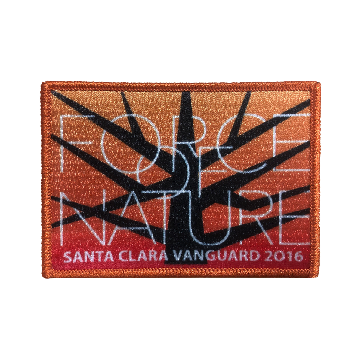 2016 Force of Nature Show Patch