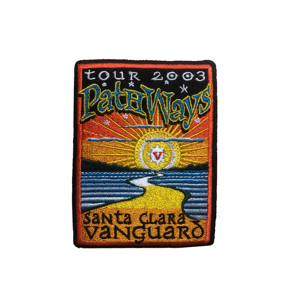 2003 Pathways Tour Patch
