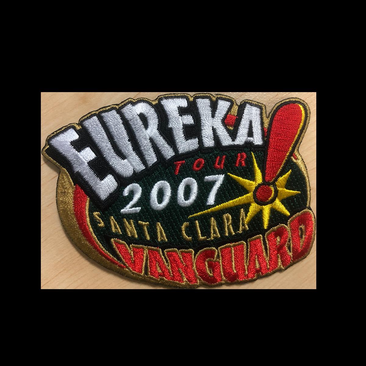 2007 Eureka Tour Patch