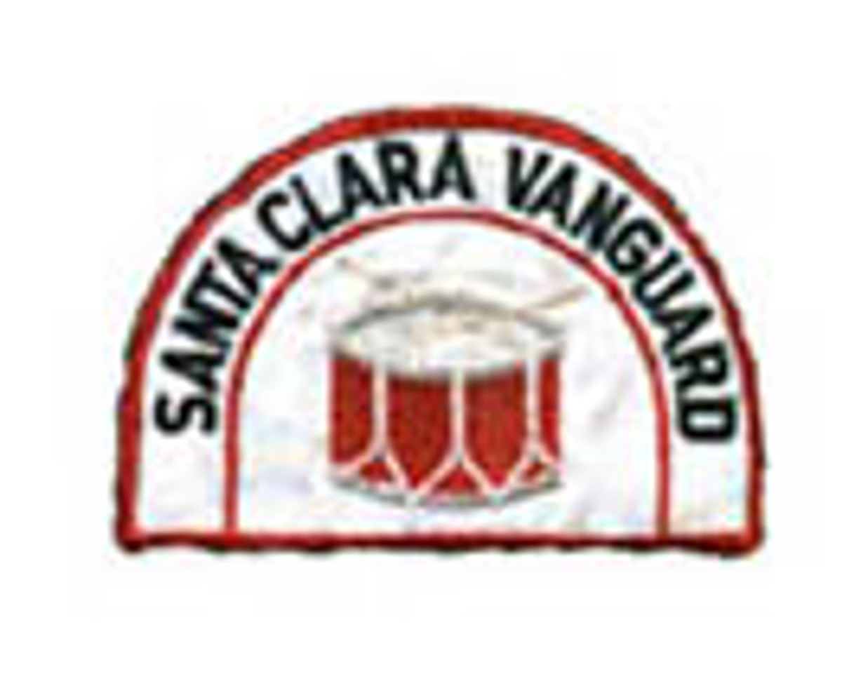 SCV Drum Half Circle Patch