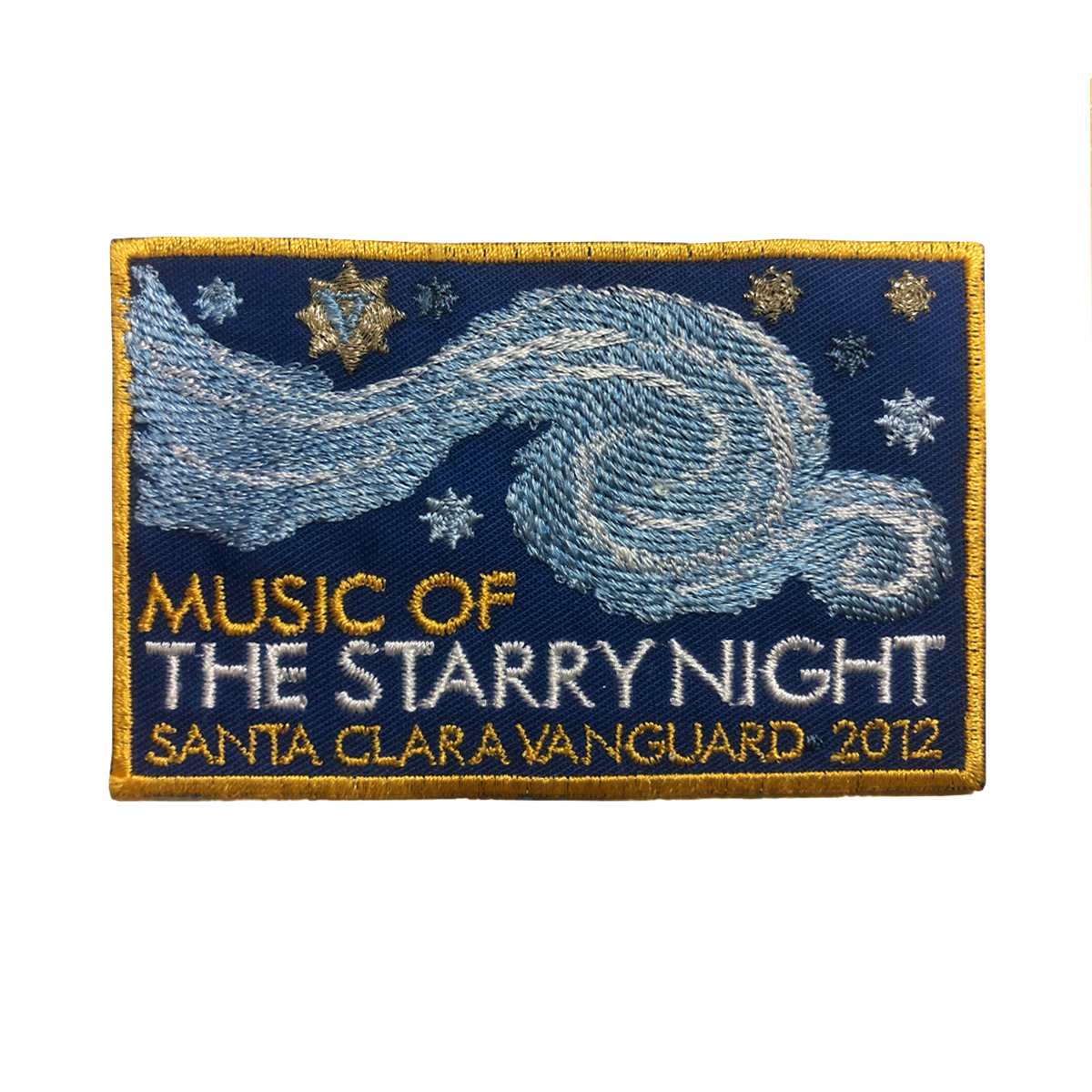 2012 Music of the Starry Night Show Patch