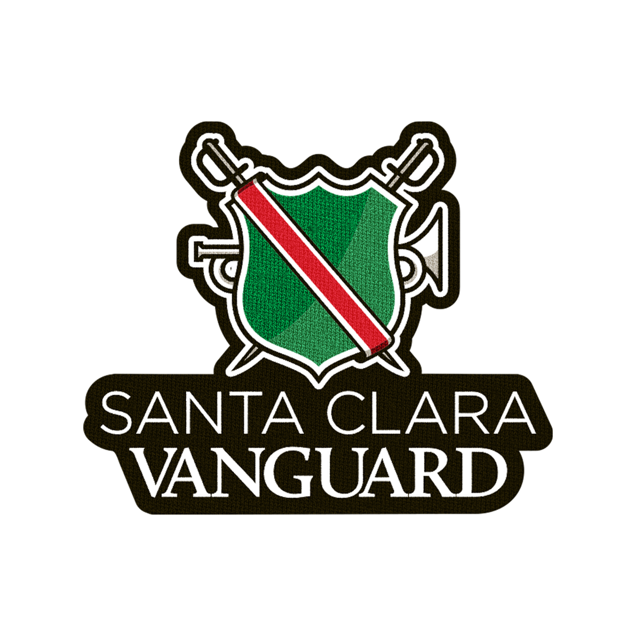 Scv Logo Patch 67 Pro Shop Vanguard Music Performing Arts
